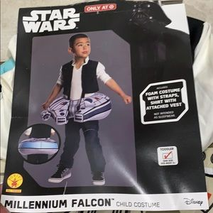New Star Wars Millennium Falcon Costume 3T